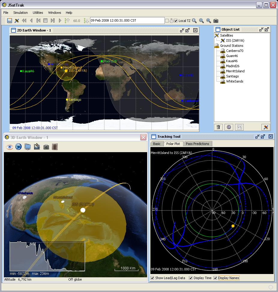 nasa 3d satellite tracker - photo #27