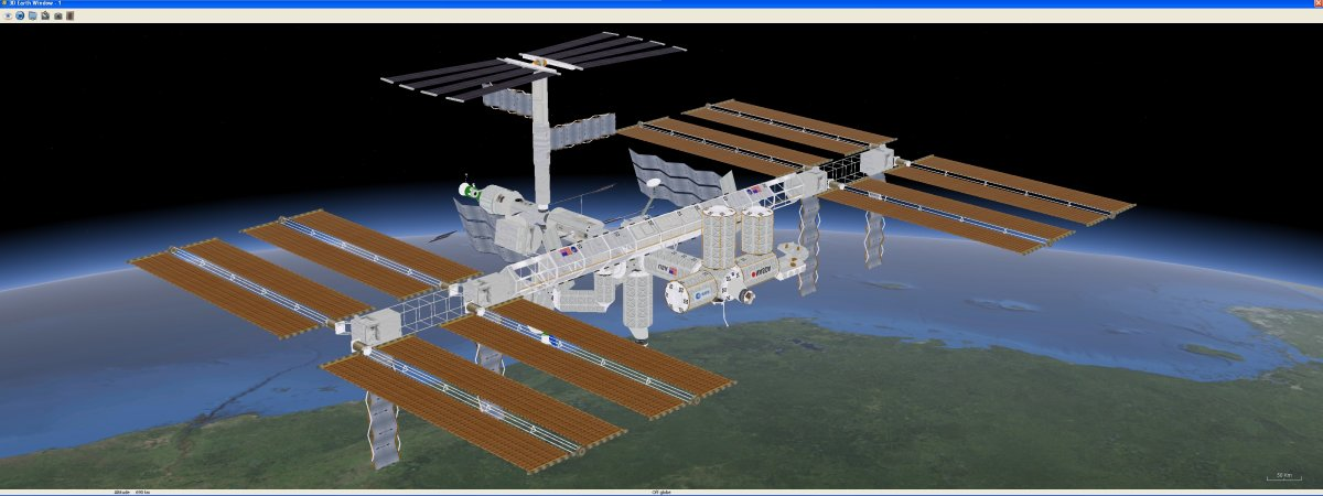 nasa 3d satellite tracker - photo #38