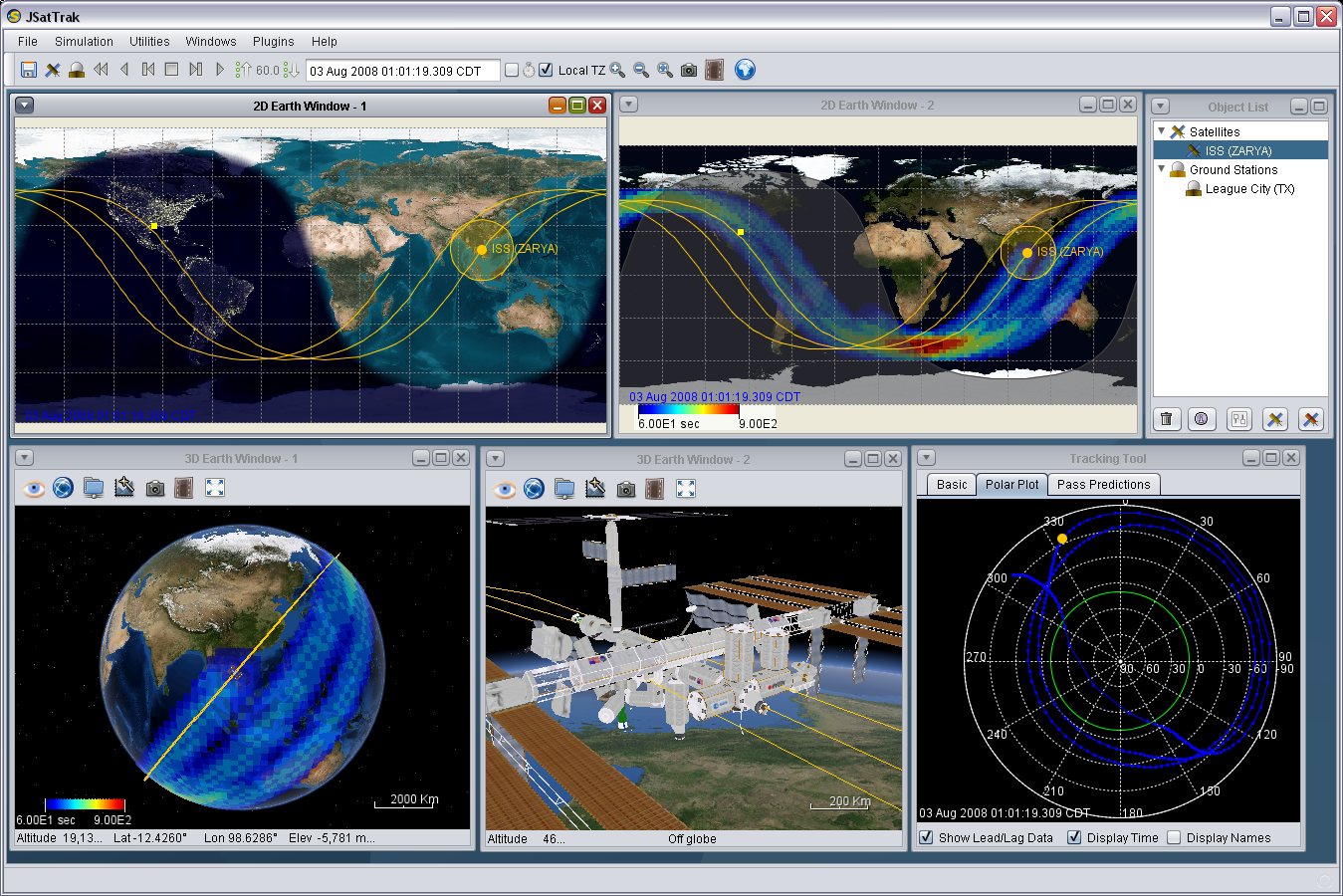 Jsattrak java satellite tracker by shawn gano for java gumiabroncs Gallery